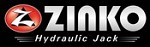 Zinko Jacks ZHP-180 180 Cu. In Two Speed Hand Pump