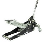 Zinko Jacks ZSJ-13A 1.3 Ton Super Low Aluminum Racing Jack