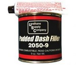 Urethane Supply 2050-9 Padded Dash Filler 8 Oz Can