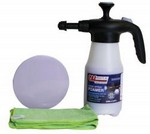 R B L Products 12040 Foaming Detail Wax / Clay Promo Kit