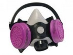 S A S Safety 3750-50 Half Mask Respirator