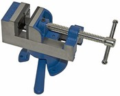 Yost Vises  # 1104 Drill Press Vise With Swivel Base