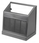 Robinair 19746 Upper Gray Shroud For Cart Style Recovery Units