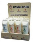 SAS Safety 3052 Hand Guard Counter Display Pack