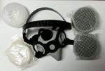 SAS Safety 3521-00 Paint Spray Respirator Small