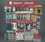 SAS Safety 4730 Display,Multimarket,No Gondola