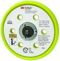 3M 5656 Stikit Low Profile Disc Pad, 6 inch, Dust Free