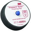 3M 5924 Finesse-it Roloc Finishing Pad