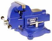 Yost 6 Inch Utility Vise, Model 460 Apprentice Series Bench Vise