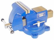Yost 8 Inch Utility Vise, Model 480 Apprentice Series Bench Vise