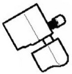 Makita 651288-1 Switch For 5740Nb - Part