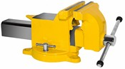 Yost Vises  # 904-Hv High Visibility All Steel Utility Combination Pipe & Bench Vise