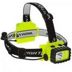 Bayco Products XPP-5458G Headlamp White & Green Led