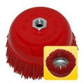 AES Industries 51886 Nylon Filament Brush - 6