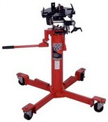 American Forge 3190SS 1/2 Ton Capacity Air/Hydraulic Telescopic Transmission Jack