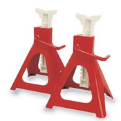 American Forge 3312B 12 Ton Truck Stand Ratchet (Pair)