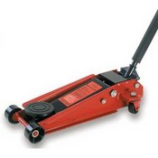 American Forge 350SS 3-1/2 Ton Professional Heavy-Duty Double-Pumper Floor Jack