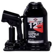 American Forge 4513 12 1/2 Ton Low-Profile Industrial Bottle Jack