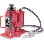 American Forge 5512B 12 Ton Air/Hydraulic Bottle Jack