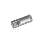 American Forge 8034 Right-Angle Grease Coupler