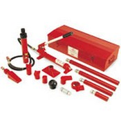 American Forge 815C 10-Ton Body and Frame Repair Kit Plastic Case