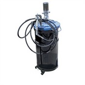 American Forge 8621A 50:1 Air-operated Portable Grease Unit 120 Lb. (16 Gal.)