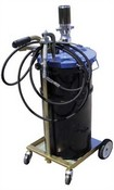 American Forge 8622A 50:1 Air-operated Portable Grease Unit 120 Lb. (16 Gal.)