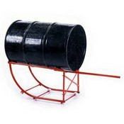 American Forge 8656 55 Gallon Drum Cradle