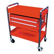 American Forge 953 Tubular Frame Tool Cart w/ Removable Locking Tlbx