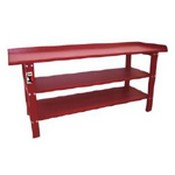 American Forge 990 Work Bench 79w x 25.25d x 34.5h inches