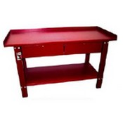 American Forge 992 Work Bench 59w x 25.25d x 34.5h inches