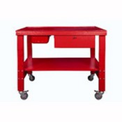 American Forge 994 Heavy-Duty Teardown Table Workbench
