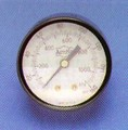 Amflo 1112-160D Back Mount Pressure Gauge 2 In 0 - 160 PSI - 1/4 In NPT