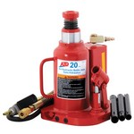 ATD Tools 7371 20-Ton Heavy-Duty Hydraulic Air-Actuated Bottle Jack