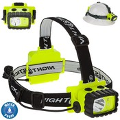 Bayco Products XPP-5456G Safety Rated/Intrinsically Safe Multi-Function Headlamp – Non-Rechargeable