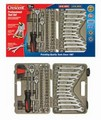 Cooper Tools CTK70MP 70 Piece Socket and Tool Set with Hard Case and Wrap