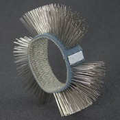 Dent Fix 702SF Fine Stainless Steel Wire Brush
