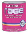 Fibreglass Evercoat 108 RAGE Body Filler 5 Gallon Air Pail