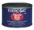 Fibreglass Evercoat 407 1/2 Gallon Glazing Putty