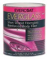 Fibreglass Evercoat 622 Everglass Short Strand Fiber Reinforced Filler - Gallon