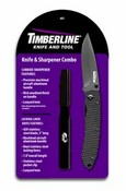 Gatco Sharpeners Timberline Knives 605 Timberline Knife And Sharpener Combo Pk