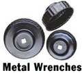 Imperial IF-6714 Oil Filter Wrench/Skt Cup Type 65/67mm