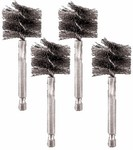 Innovative Products Of America A8037-354 4 Pack 35Mm  Stainless Steel Bore Brush