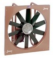 Jenny B2433XV-A24 Explosion Proof Fan 1/3 HP Variable Speed 24 Inch Blades
