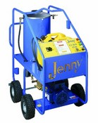 Jenny Products ELHW1530 1500 Psi 3Hp Oil Fired Hot Prssre Washer