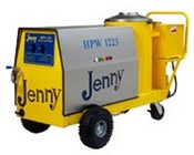 Jenny HPW1223 Oil Fired Portable Hot Pressure Washer