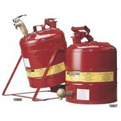Justrite Llc 7150150 Steel Safety Cans for Laboratories