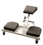 Keysco 78032 Knee Saver Workseat W/ Tool Tray