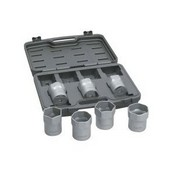 Kastar Hand Tools 41670 7pc Axle Nut Socket Set