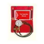 Star Products TU469 Fuel Injection Pressure Tester with Both Schrader Adapters